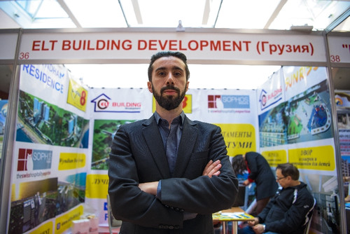 Real Estate Exhibition in Kiev